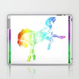 Rainbow Buck Laptop & iPad Skin