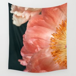 Coral Charm #2 Wall Tapestry