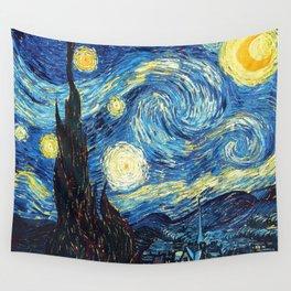 Stary Night Wall Tapestry