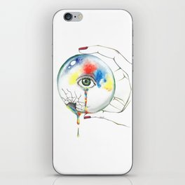 eye ball iPhone Skin