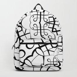 SACRED GEOMETRY II Backpack