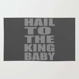 Hail to the King Rug