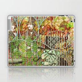 Crimson Petal's Lying Decay Laptop & iPad Skin