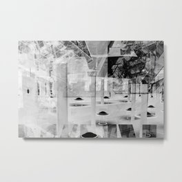 Urban Series 3-1  Metal Print