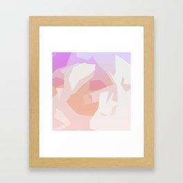 beau abstract 3 Framed Art Print