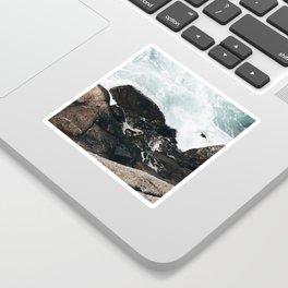 The Ocean Calls (Spring) Sticker