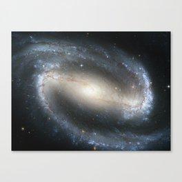 Spiral galaxy Canvas Print