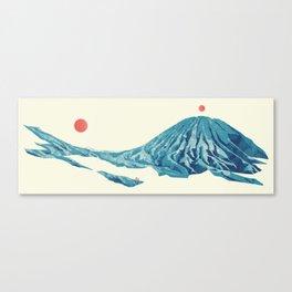 Return The Land Canvas Print