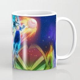 goku and vegeta super saiyan blue Coffee Mug