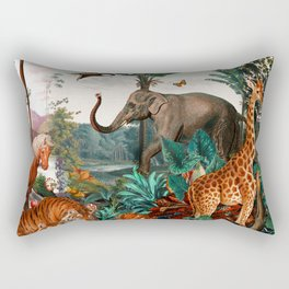 Beautiful Forest II Rectangular Pillow