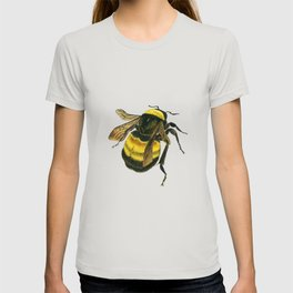 Vintage Scientific Bee T-shirt