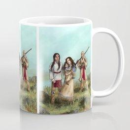 The Cherokee Years Coffee Mug