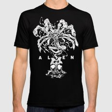 ALIEN: FACEHUGGER Mens Fitted Tee X-LARGE Black