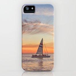 Santa Cruz Cruise iPhone Case
