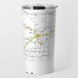 Highways of the USA – Arkansas Travel Mug