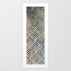 Metal Deco Art Print