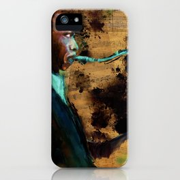 All Aboard the Coletrain iPhone Case