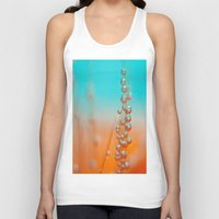 be happy Tank Tops featuring Happy  by Marisa Johnson :: Art & Photography
