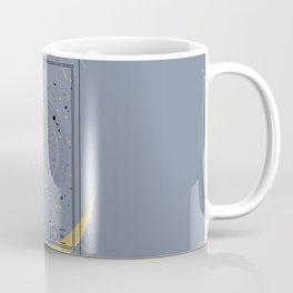 The World or Le Monde Tarot Coffee Mug