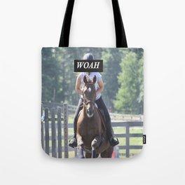 WOAH Tote Bag
