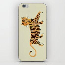 Tigre iPhone Skin