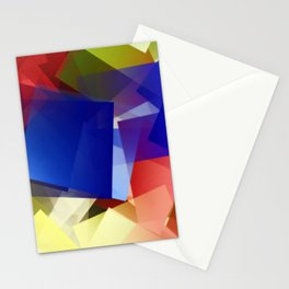 Geometric harmony. For Paul klee Stationery Cards