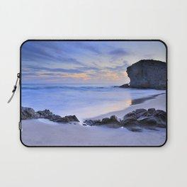 Monsul beach at sunset Laptop Sleeve