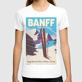 Banff National Park in Alberta Canada T-shirt