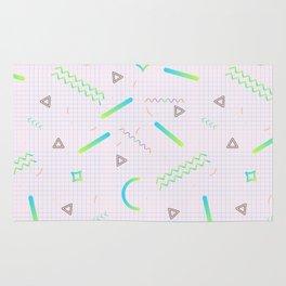 Memphis Pattern #1 Rug