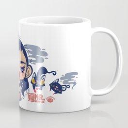 Sleepy Taoist Priest Coffee Mug