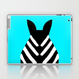 Zebra - The Rear End Laptop & iPad Skin