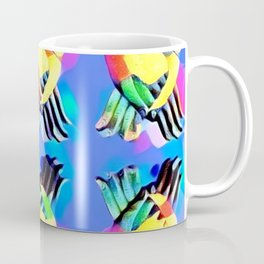 Summer Collection Holding Hands 2 Coffee Mug