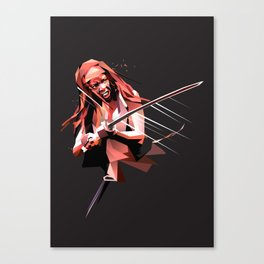 After Canvas Print