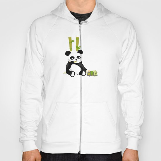 SOLD! Kung Food Panda Hoody
