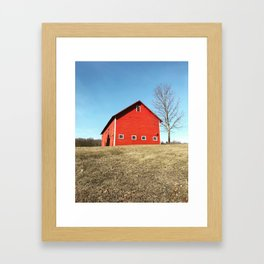 Branchwater Framed Art Print