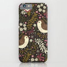 Sweet Robins Slim Case iPhone 6s