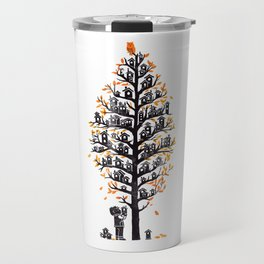 Hoot Lodge Travel Mug
