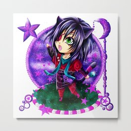 Reach for a star Metal Print