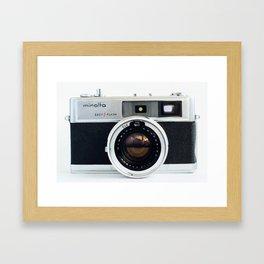 Camera III Framed Art Print