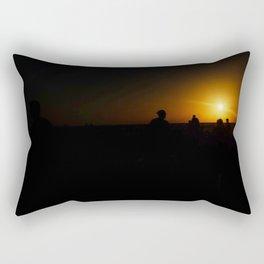 Simply lit Rectangular Pillow