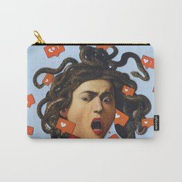 When Will I Be Famous Carry-All Pouch