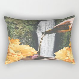 Chasing Waterfalls Rectangular Pillow