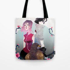 Glory and Gore go hand and hand Tote Bag