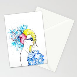 amen fashion Stationery Cards
