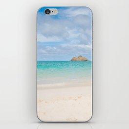 Lanikai Beach iPhone Skin