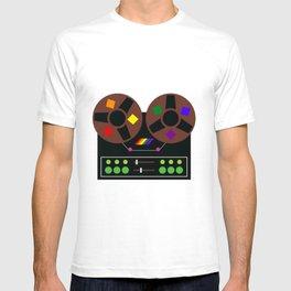 Rainbow Retro Tape T-shirt