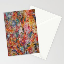 Homemade Ecstasy Stationery Cards