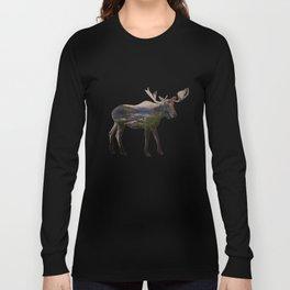 The Alaskan Bull Moose Long Sleeve T-shirt