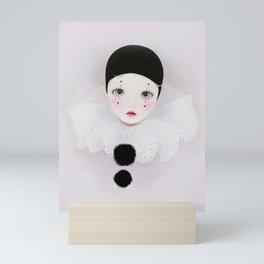 pierrot Mini Art Print