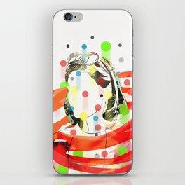 Meg iPhone Skin